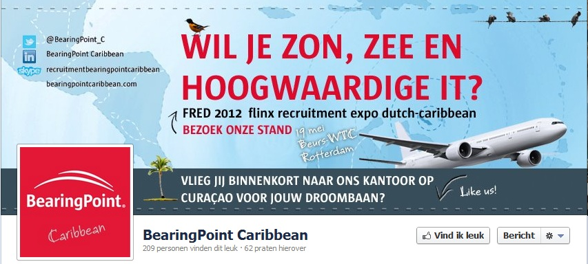 bearingpoint caribbean facebook omslagfoto