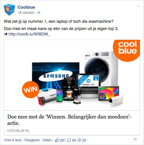 e-mailmarketingcampagne coolblue