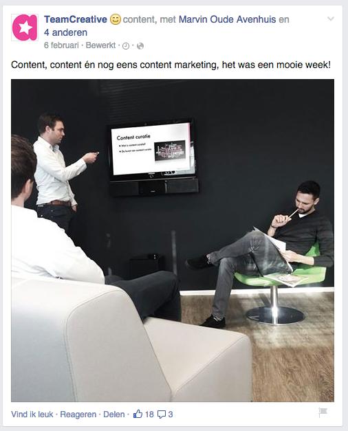 social online marketing - Teamcreative