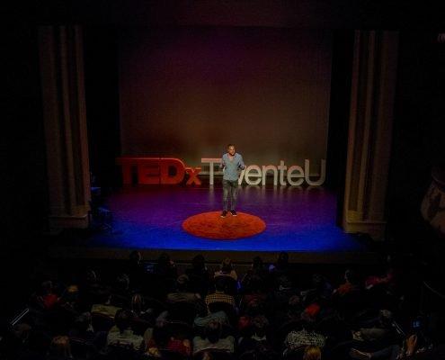 TEDx Talk de kracht van authenticiteit